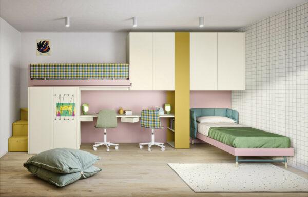Chambre enfant Nidi