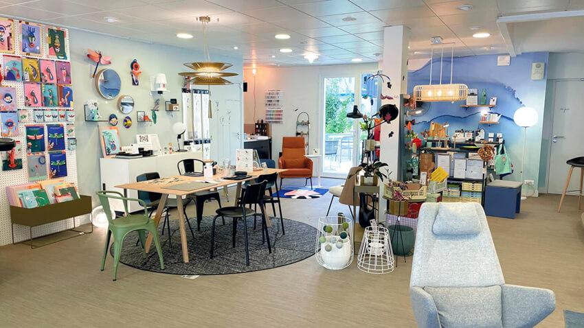 Silebo Maison, boutique et prestations déco design et tendance à Saint-Nazaire